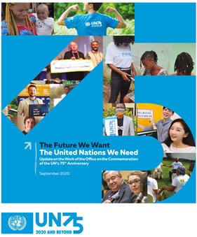 Have your say as the United Nations Celebrates 75 Years