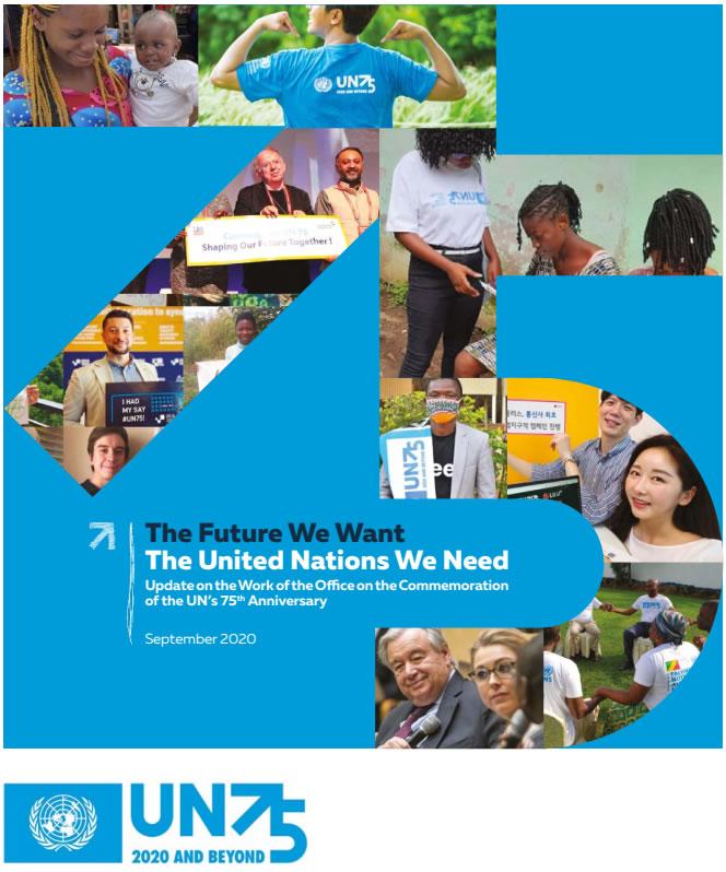 UN75: Report -September 2020