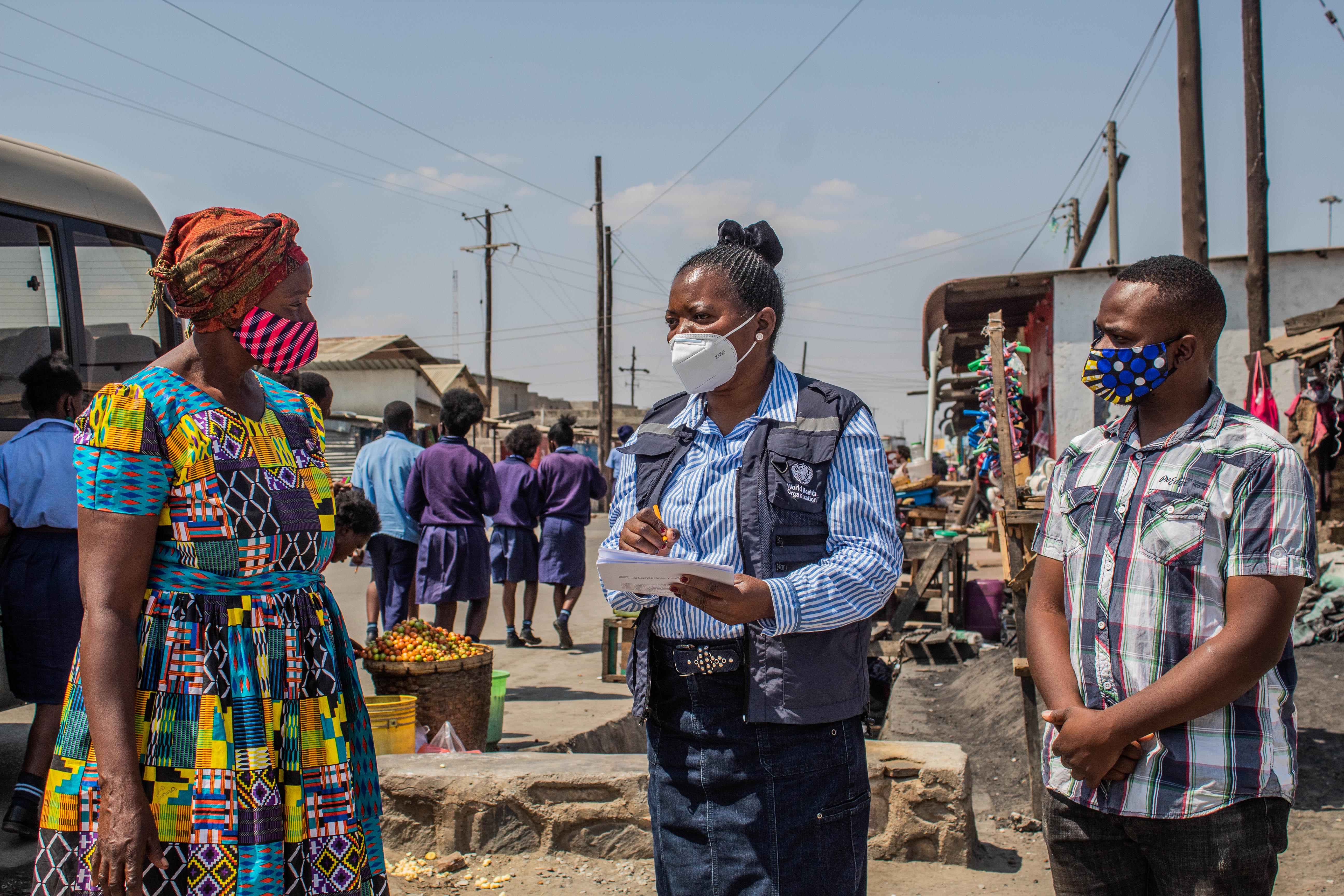 Zambian Cabinet Approves COVID-19 Vaccine